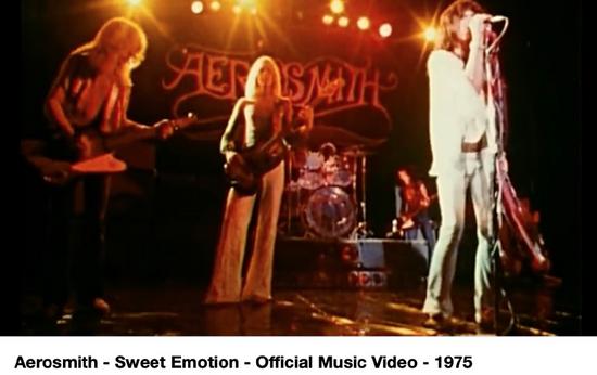 Aerosmith 1975 -1