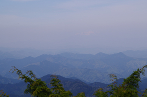 中美濃林道 1 御岳