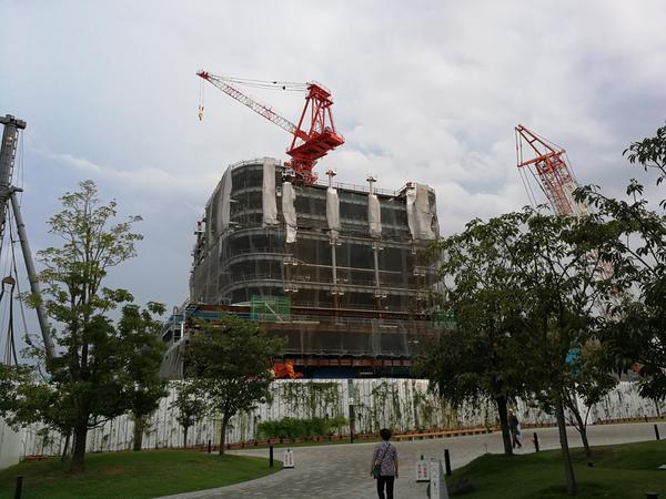 新市庁舎 2019-9-11
