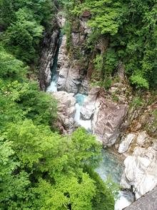 板取 川浦渓谷 2