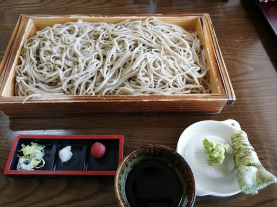 飛騨荘川 蕎麦正 3