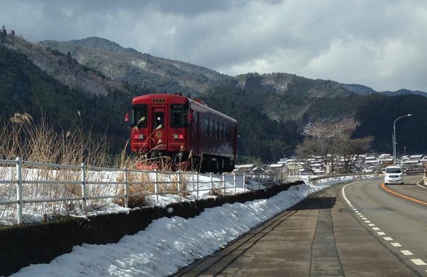 長良川鉄道 3